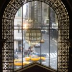 NYC Library Window