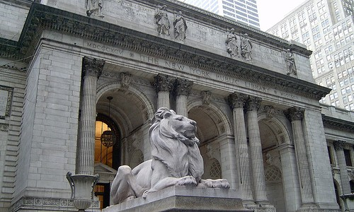 Now I knew I had to come to the New York Public Library as it appears in the Ghostbusters movie….but that aside, I had no idea how fantastic this library...