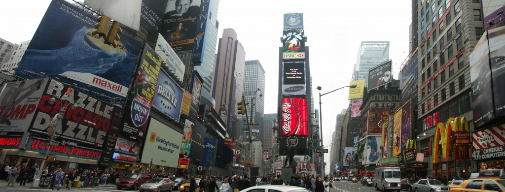 40 times square 1000 things to do new york for Times square new york things to do