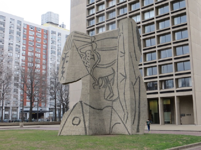 98 picasso in the village 1000 things to do new york for Things to do in the village nyc
