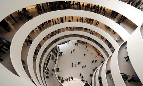 115 The Guggenheim Museum 1000 Things To Do New York